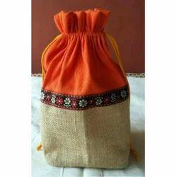 Jute String Bags