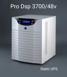 3.5 KVA ADROIT Make Static Pro DSp Model Sine Wave UPS
