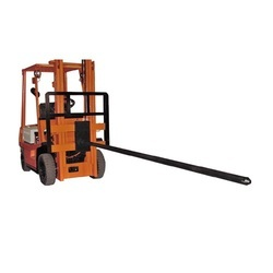 Forklift Pole Attachment Rental Service
