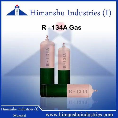 Refrigerant Gas - R-12 Refrigerant Gas Manufacturer from Mumbai