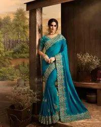 Pr Fashion Launched Beautiful Heavy Designer Saree