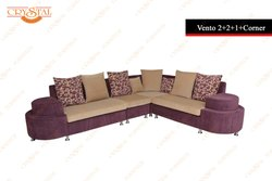 Vento 2 2 1 Corner Sofa Set