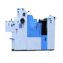 Double Side Single Colour Non-Woven Bag Printing Machine