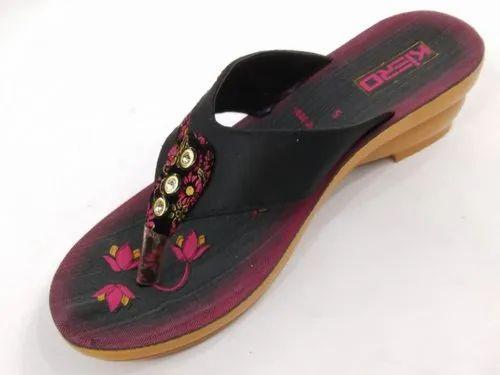4581571d367 Ladies PU Heel Sandals