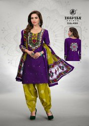 Deeptex Bhatik Plus Unstitched Salwar Suits