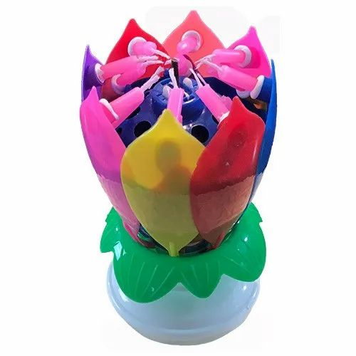 Musical Birthday Candle At Rs 120 Pack