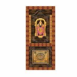 Mango Wood Exterior Designer Door, Thickness: 30 mm