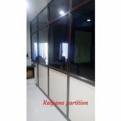 Sound Proof Aluminium Glass Office Partition