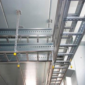 Steel Cable Ladders Trays Rs 215 Meter Precitech