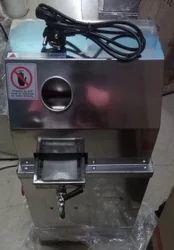 Electric Sugarcane Juice - Four Roller Machine