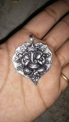 Silver God Pendants
