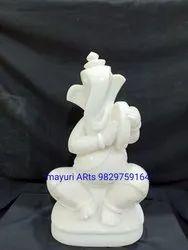 Mayuri Arts Marble Ganesh Statue