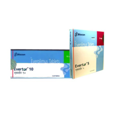 Evertor 10 Tablets