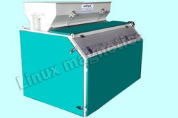 Automatic Powder Coated Magnetic Destoner Machine, Three Phase, 4 Tph