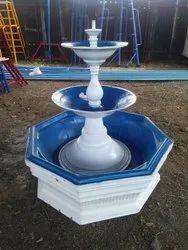 Eight Corner Fountain (Code F-4)