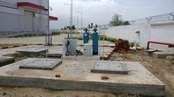 Ground Sewage Treatment Plant