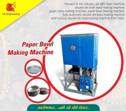 Single Die Fully Automatic Bowl Machine