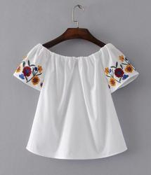 Ladies Flowers Tops