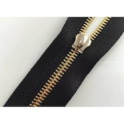 European Corn Metal Zippers