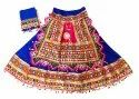 Gujarati Traditional Patchwork Lehenga Choli - Navratri Wear