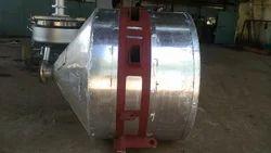 Aluminum Tote Bin