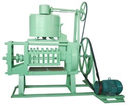Mustard Oil Machine