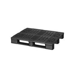 Black Four Way Plastic Pallets