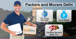 Local Movers and Packers In Delhi