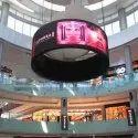 Waterproof IP65 High Brightness Advertising Outdoor P10 LED Display Screens