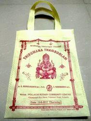 Thampoolam Bag, Size/dimension: 9 X 12