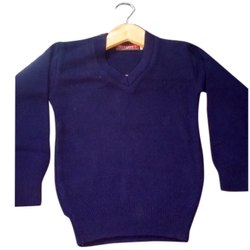 Navy Blue School Sweater