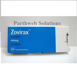 Zovirax 400mg tablets