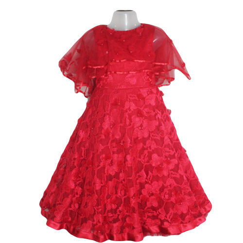 Baby Designer Gown at Rs 850 /piece | Bachchon Ka Gown, किड्स ...
