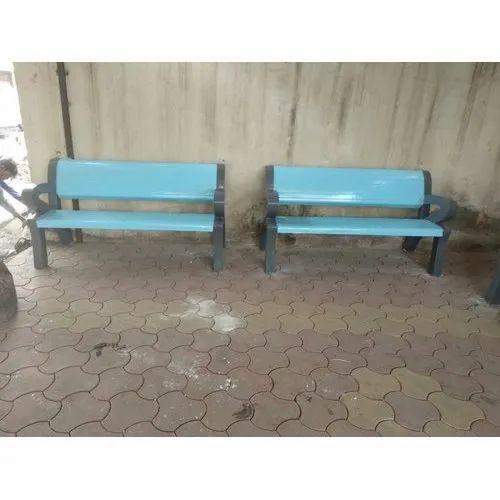 Swell Sky Blue Rcc Rest Bench Ibusinesslaw Wood Chair Design Ideas Ibusinesslaworg