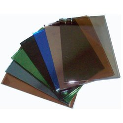 3.5 mm, 4 mm, 5 mm, 6 mm Reflectasol Saint Gobain Reflective Grey Glass