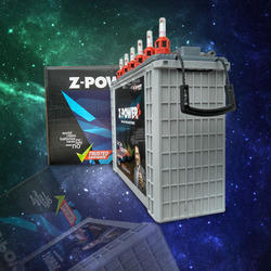 Z-Power Deep Cycle Inverter Battery, Voltage: 12 V