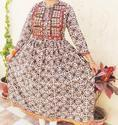 Jaipuri Patchwork Dress
