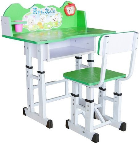Genial Kids Study Table And Chair