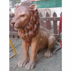 A-1 Rajwada Lion Sitting