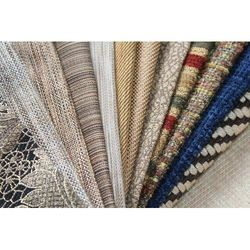 Printed Upholstery Fabrics for Sofa, GSM: 200-250