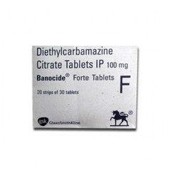 Banocide Forte Tablet