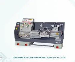 Geared Heavy Duty Lathe Machine