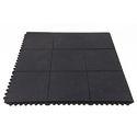 Black Rubber Tiles