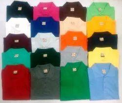 Plain Polo T-Shirt 220 GSM
