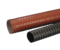 HoseX Red Silicon 2 Ply Hose Air, 25 - 305 mm, 4 m