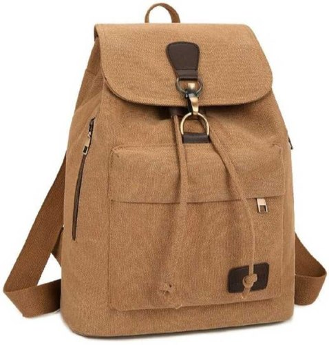 f588af054987 Vintage Canvas Backpack