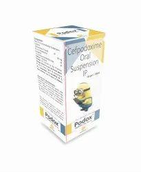 Cefpodoxime Oral Suspension 50mg