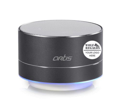 Artis Grey And Silver Bt 10 Bluetooth Speaker Rs 926 Piece Id
