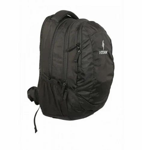 ba4dd45becac Black Petra Laptop Bag