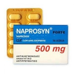Naproxen Tablets 500 mg